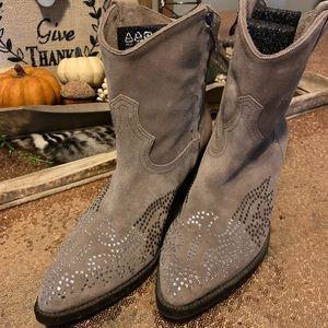 Reba brand booties
